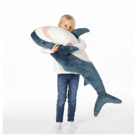 Мягкая игрушка БЛОХЭЙ акула фото 2